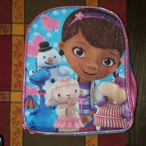 Disney Accessories - Doc Mcstuffins Insulated Lynch Box Tote